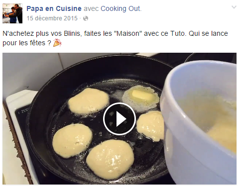 pap blinis