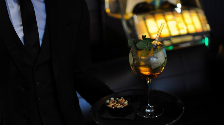 Le Forvm : Bar à cocktails parisien