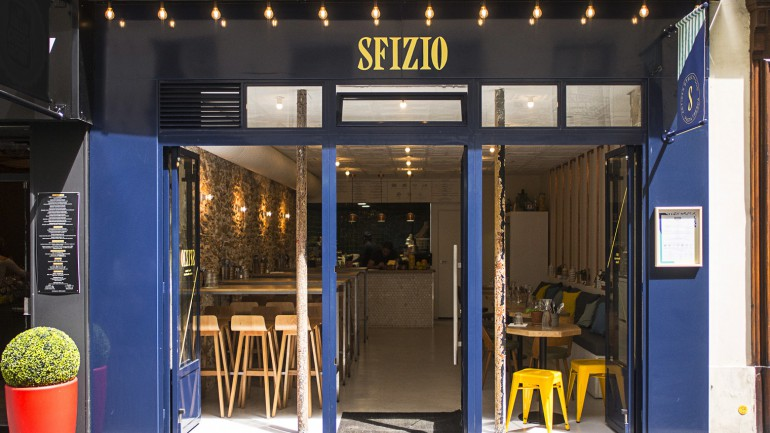 Restaurant Sfizio Paris